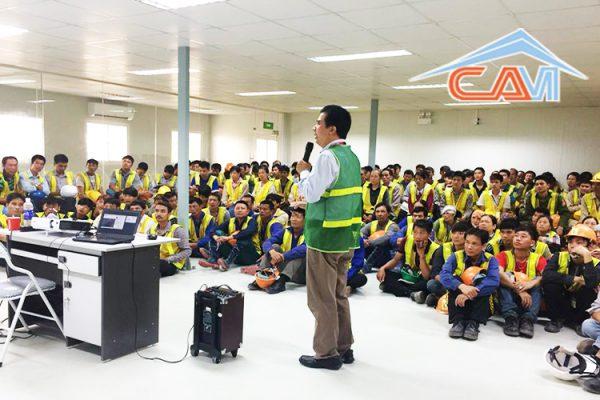 Cung ứng nhân sự vệ sinh công nghiệp ở Hà Nội