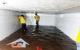 Thau cọ rửa bể nước ở Trung Hòa – Cầu Giấy
