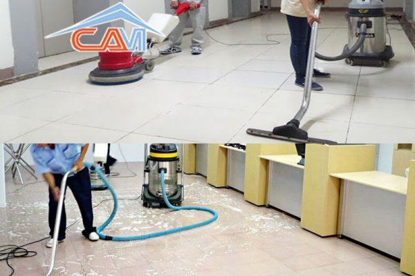 Dịch vụ vệ sinh công nghiệp chuyên nghiệp, uy tín nhất Hà Nội
