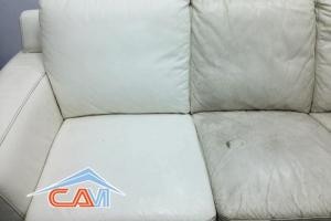 Giặt ghế sofa tại nhà ở Hà Đông