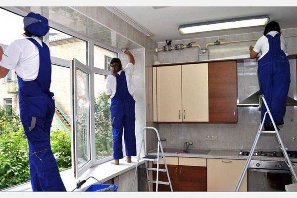 Dịch vụ vệ sinh cửa kính